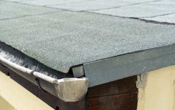 repair or replace Kensington Chelsea flat roofing?